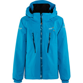 Isbjörn Storm Hard Shell Jacket Kinder ice
